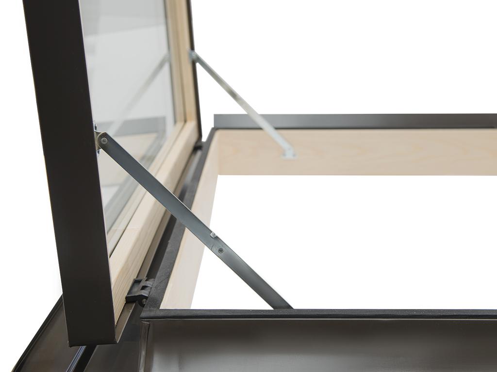 Claraboya ventana para tejado classic libro ventana - Claraboyas para tejados ...
