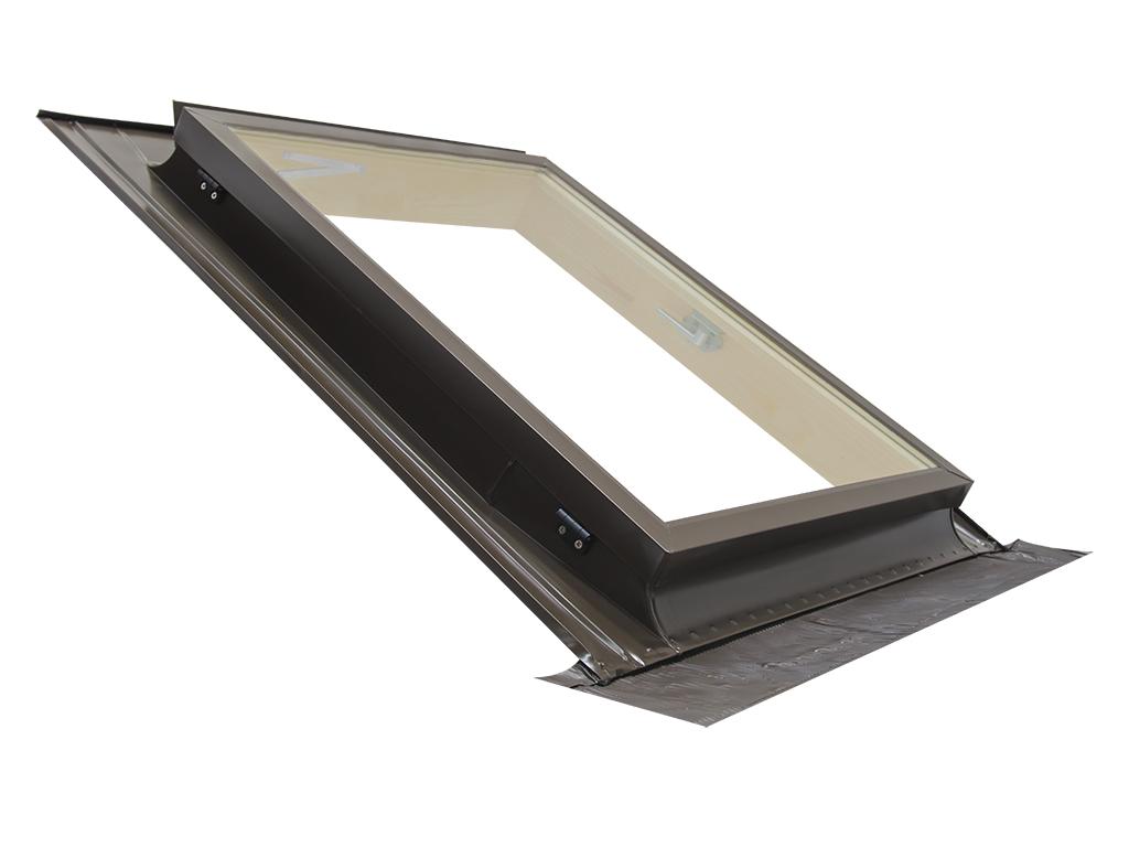 Lucernario finestra per tetti classic libro 48x72 for Lucernari tipo velux