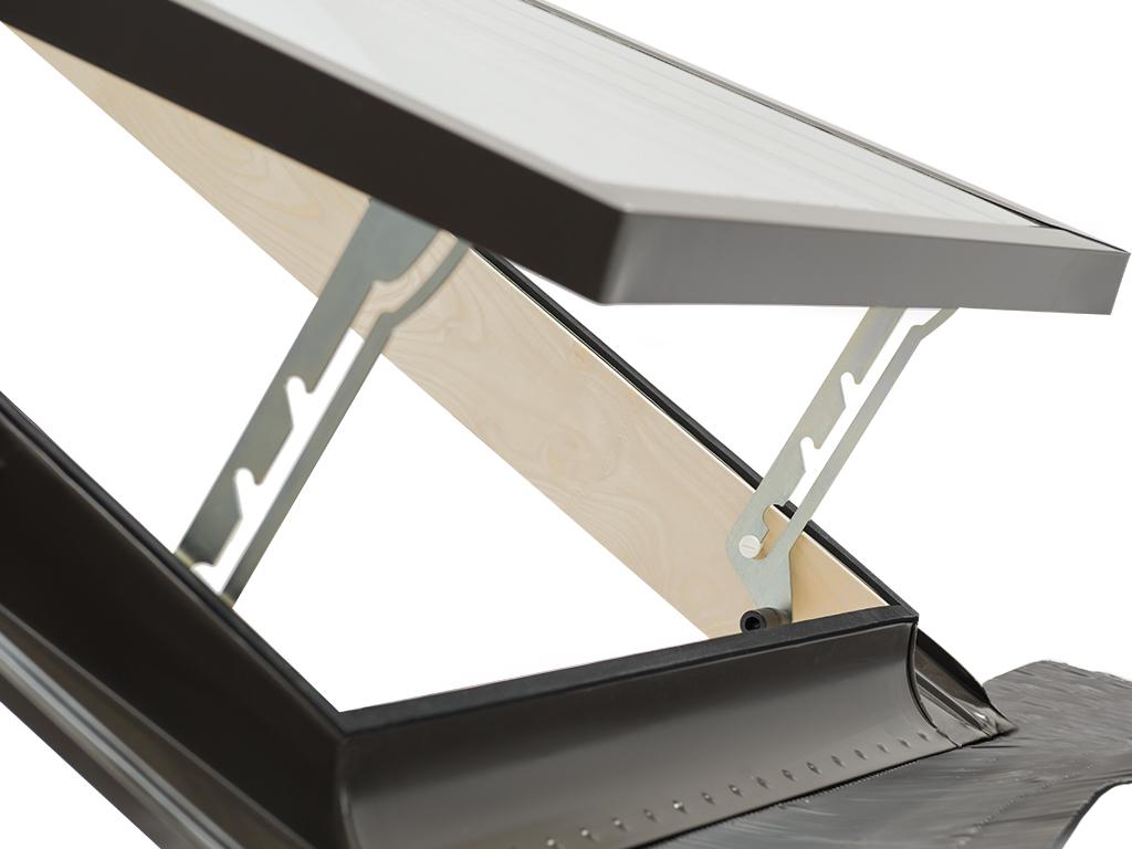 Lucarne fen tre de toit ligne classic vasistas 78x98 for Vasistas fenetre