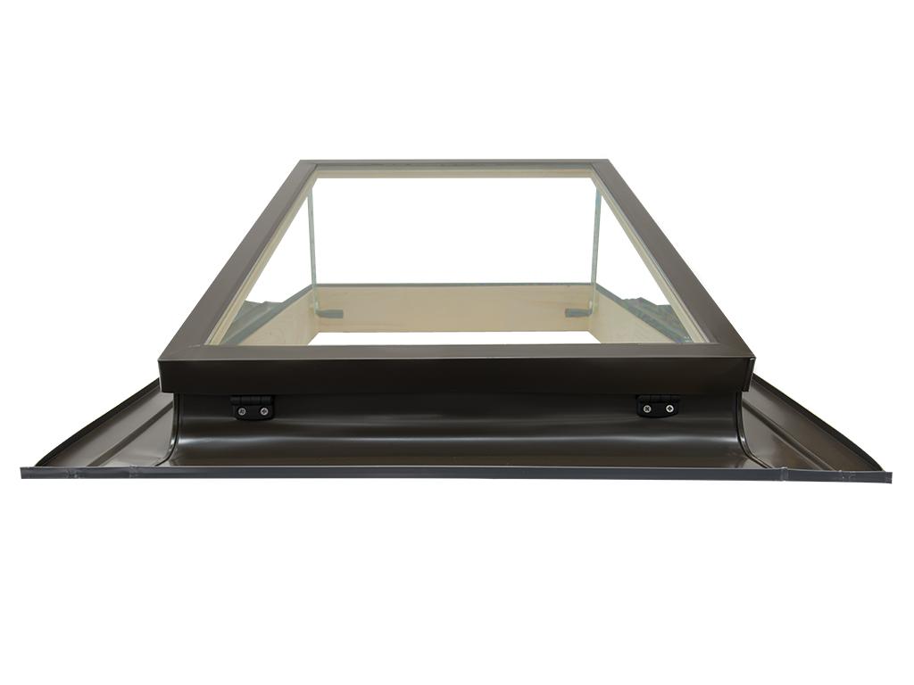 lucarne fenetre de sortie ligne classic vasistas 45x55 double vitrage ebay. Black Bedroom Furniture Sets. Home Design Ideas