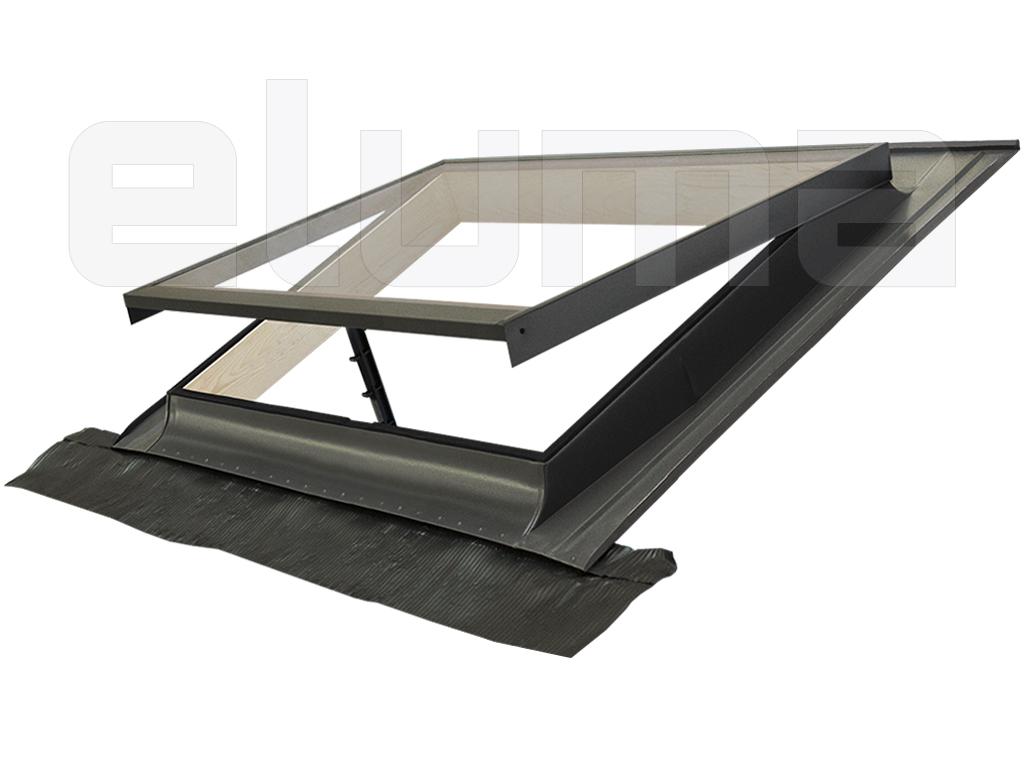 Claraboya ventana para tejado basic vasistas tragaluz - Tragaluces para tejados ...