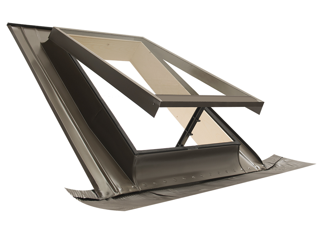 Lucernario finestra per tetto basic vasistas 48x72 for Finestre tipo velux