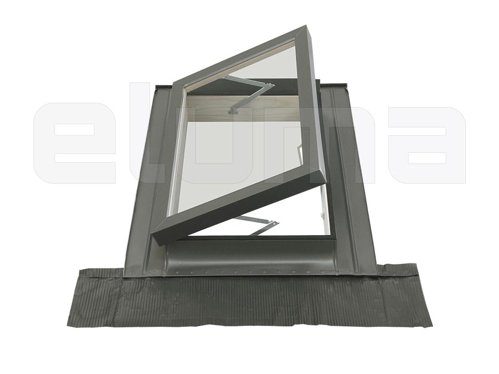Lucernario finestra per tetti classic libro 48x72 for Finestre tipo velux